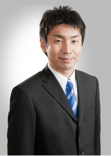 瀧口俊介 宣材