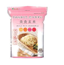 美食玄米900g 画像